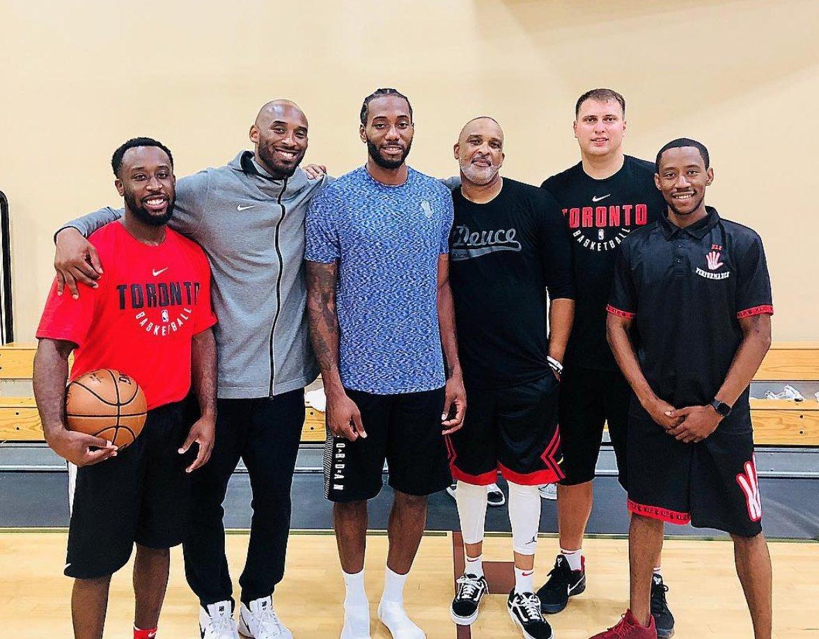 NBA on TNT's photo on Kawhi