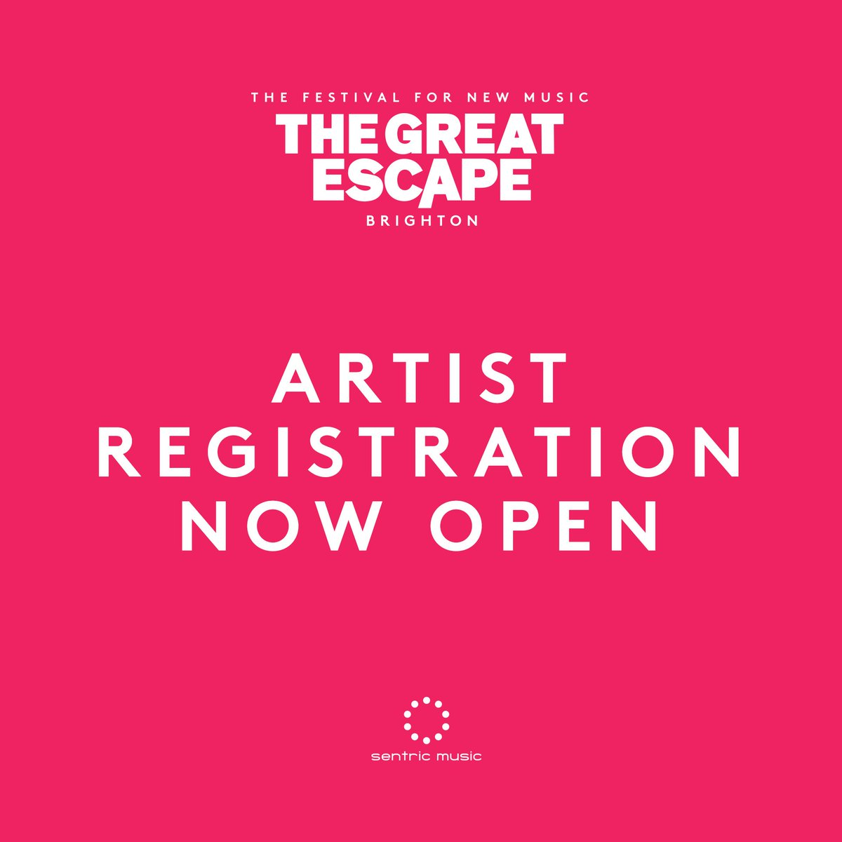 Are you an artist? Yes you...👀 Wanna play #TGE19? Now is your chance to step up bit.ly/ARTREG2019