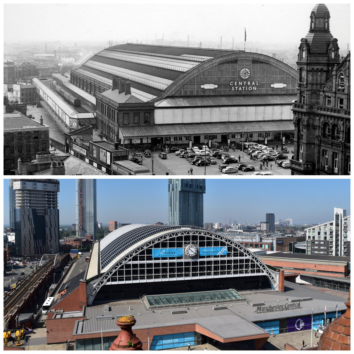 Manchester Central's photo on #FlashbackFriday