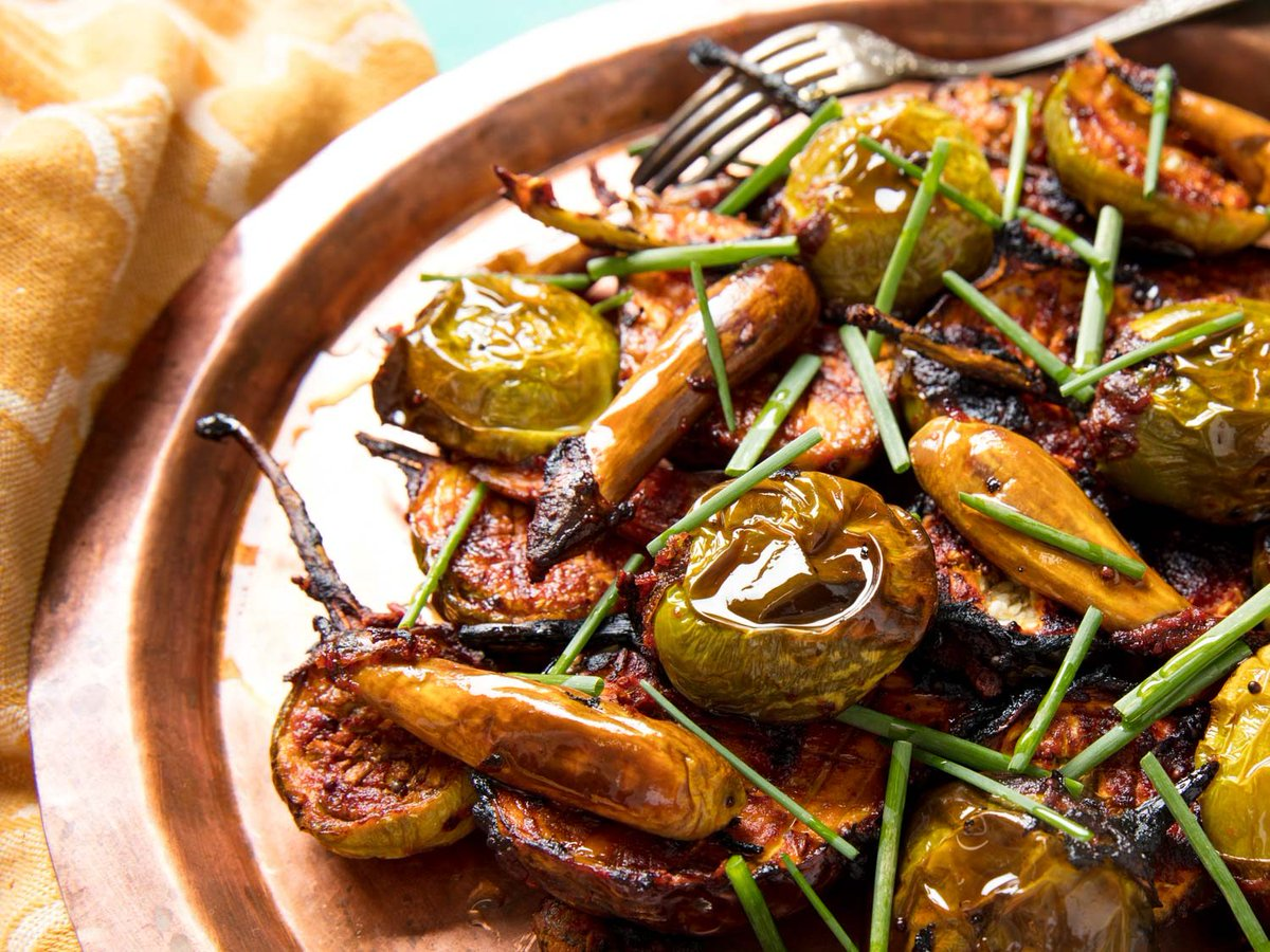 Spicy, Sweet, Tart, and Savory, This Eggplant Side Goes With Any Meal https://t.co/fX1epImBpU #chef #delicious #food https://t.co/Yhesi0lvoV