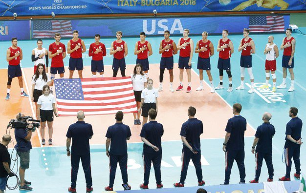 Currently ranked number two in the FIVB World Rankings, TEAM USA is on an impressive winning streak! As the official supplier of the FIVB, athletes are competing on Gerflor's Taraflex courts, and we're cheering them on! Get in the games at https://t.co/swfwoYJvuy  #FIVB #TEAMUSA https://t.co/wKVwR6pK8S