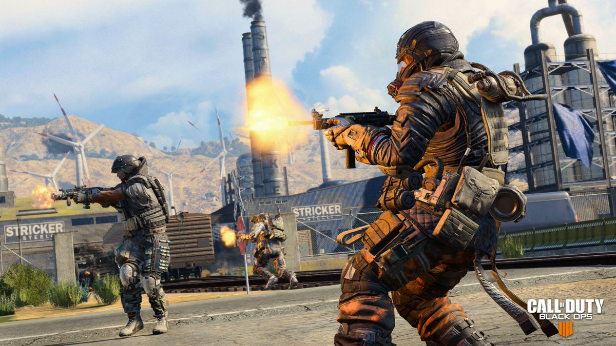 Call of Duty Blackout's photo on Blackout PC