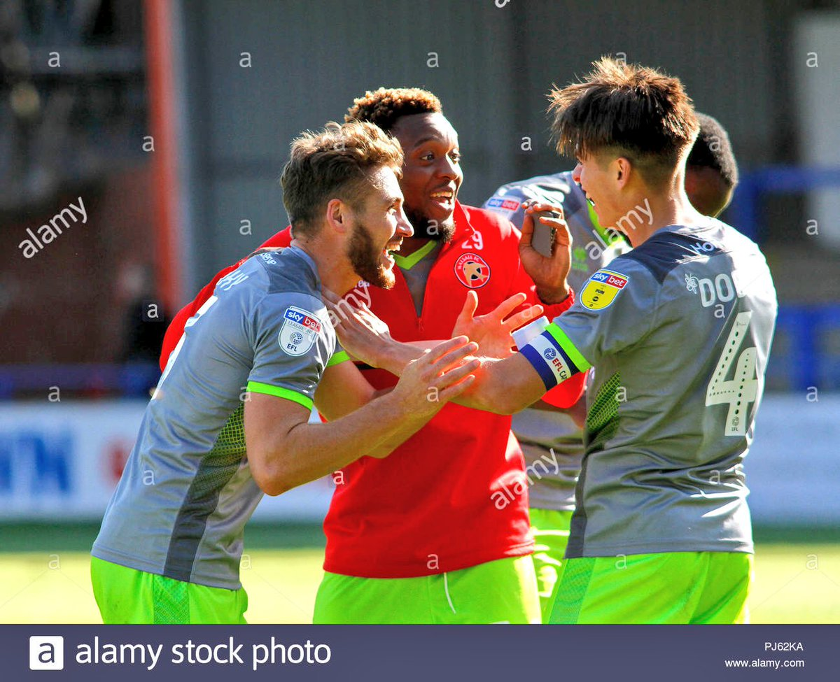When the skipper tells you we're back at the Banks tomorrow 😁😁@WFCOfficial
