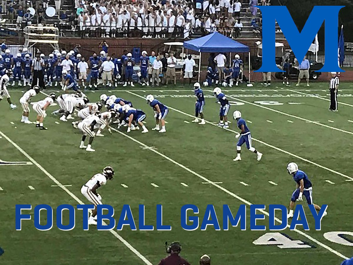 Mccallie Athletics On Twitter Football Gameday Today For