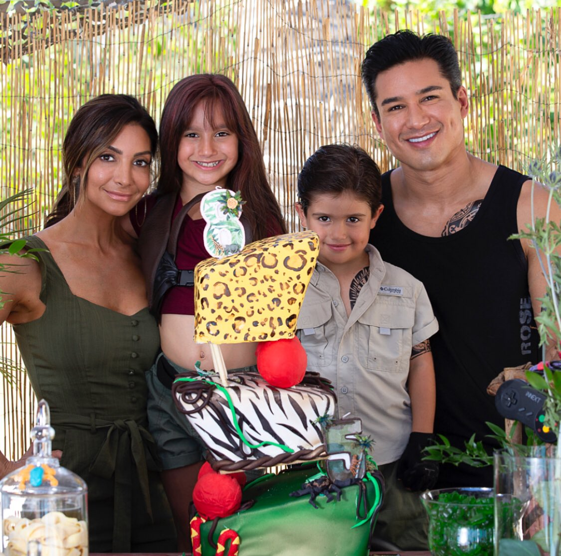 #FBF  Fun time celebrating the kids' b-day party this past Saturday!  #Jumanji  #Gia  #Nico  #CasaLopez  #Familia
