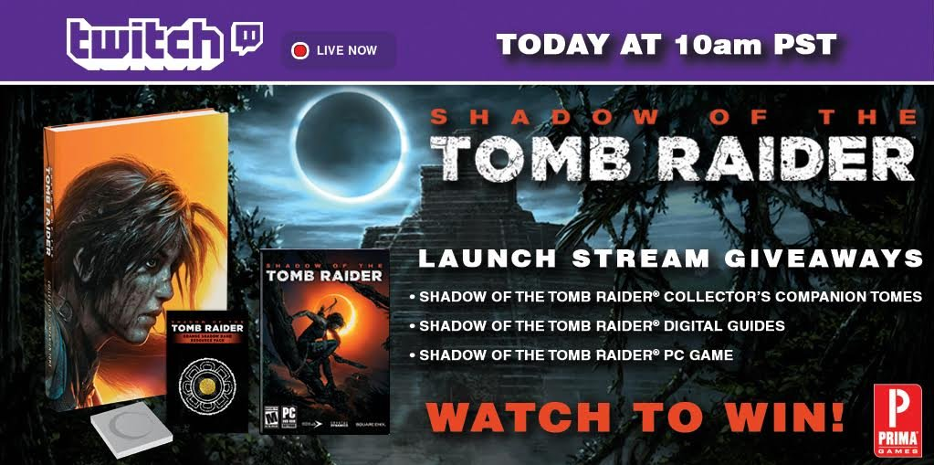 Prima Games's photo on #ShadowOfTheTombRaider