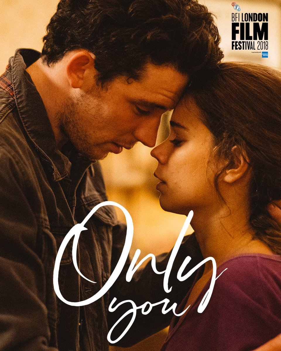 Get your seats now! The modern romance #ONLYYOU with @JoshOConnor15 and @deLaiaCosta awaits you at #LondonFilmFestival on October 20th po.st/LFFtickets #LFF @BFI