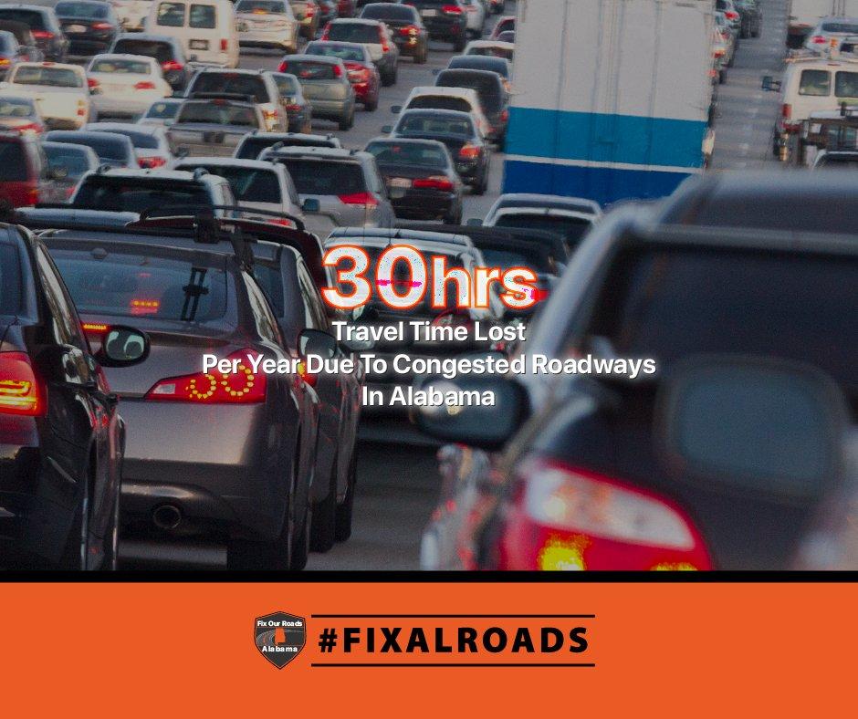 Fix AL Roads on Twitter: