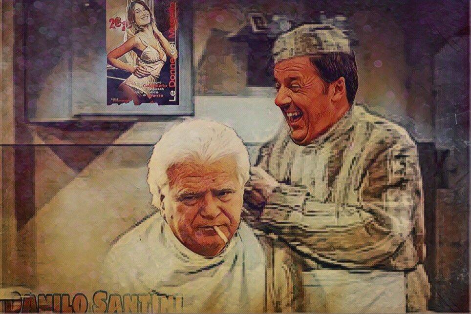 """""""Sorci Verdi per Verdini""""#Bancarotta Società Toscana di edizioni#Verdini condannato a 5 anni e mezzo.  - Ukustom"""