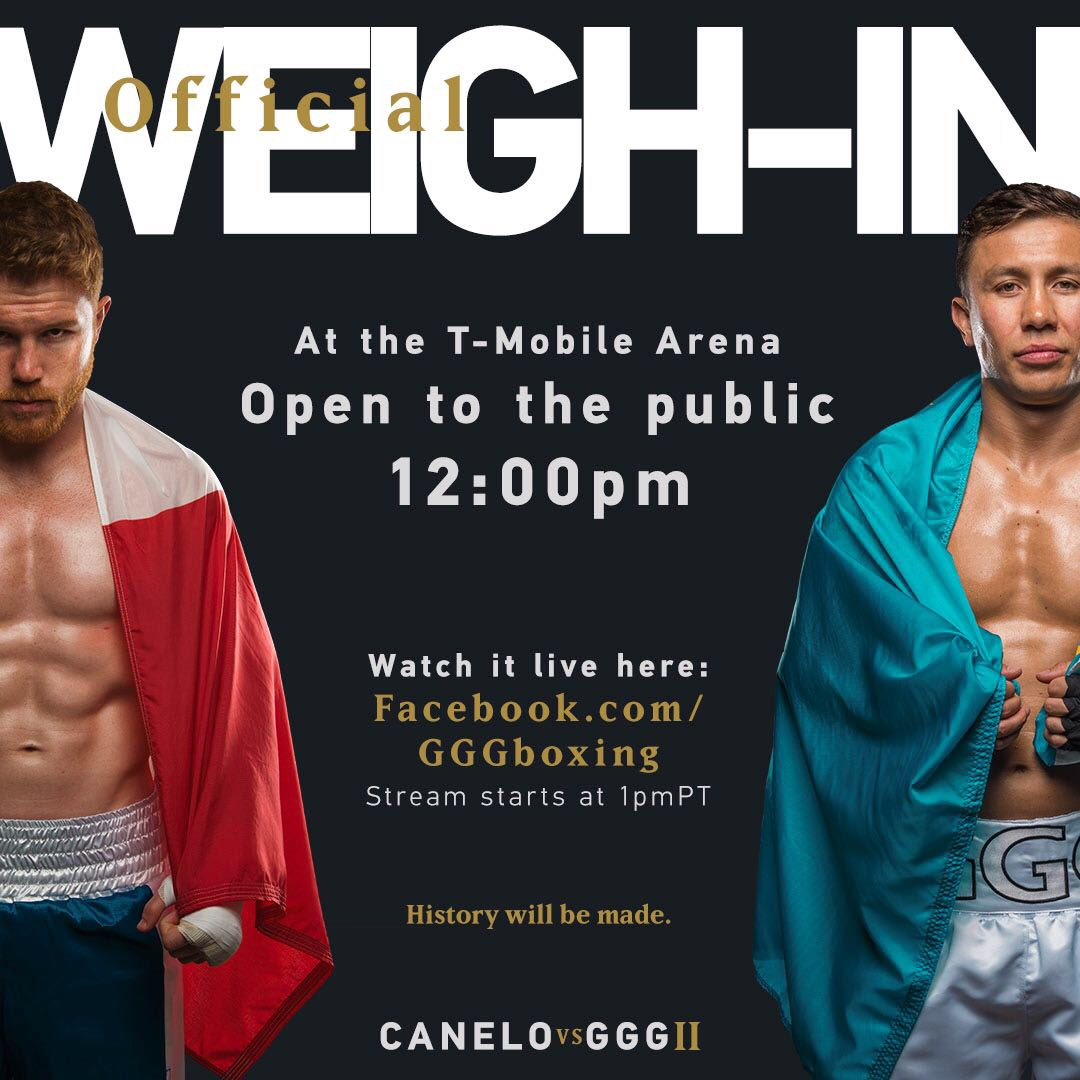 Watch the weigh-live here>>> facebook.com/gggboxing/vide…