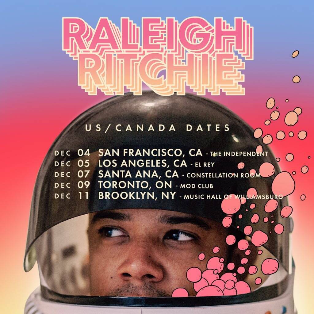Raleigh Ritchie's photo on ON SALE NOW