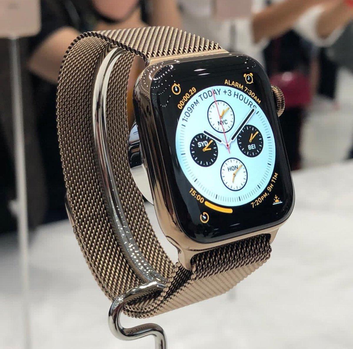 Nuovo preferito watch #AppleEvent #WATCH c'è ora è?  - Ukustom