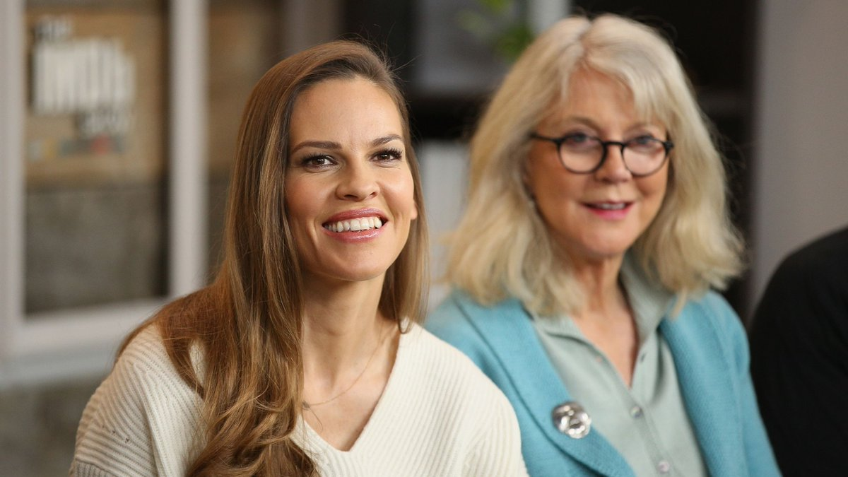Snapchat Hilary Swank nude photos 2019