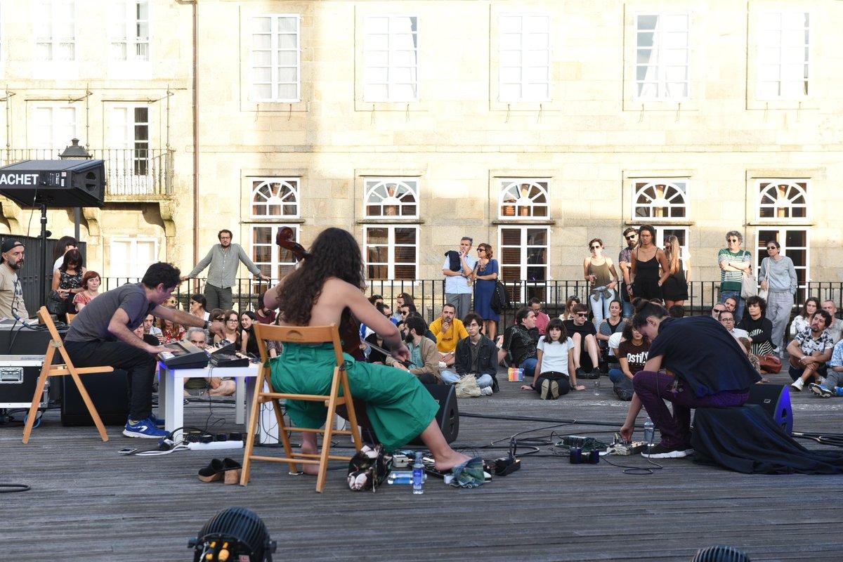 Wos Festival On Twitter Abrindo A Terraza Da Fundgranell