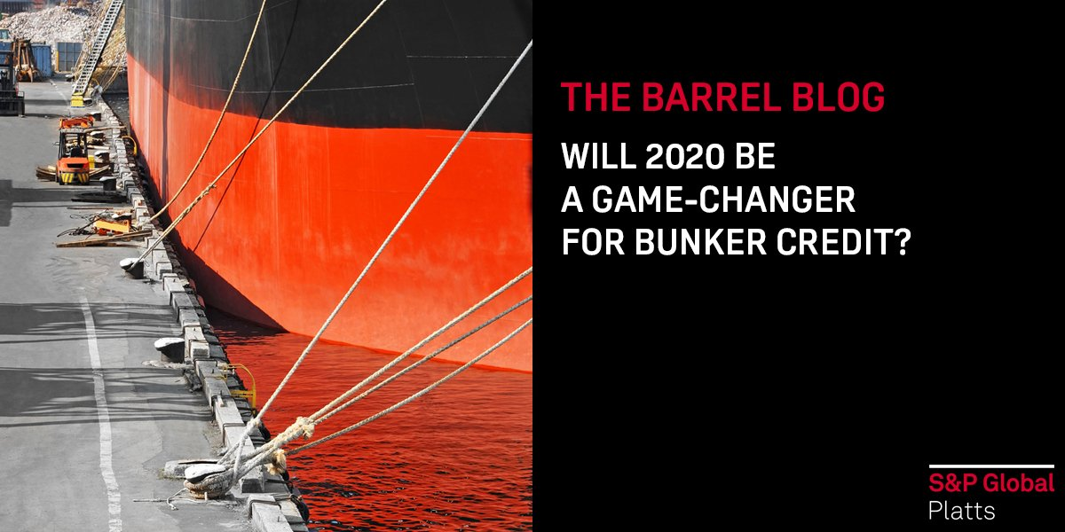 Will 2020 Be A Game Changer For Bunker Credit?
