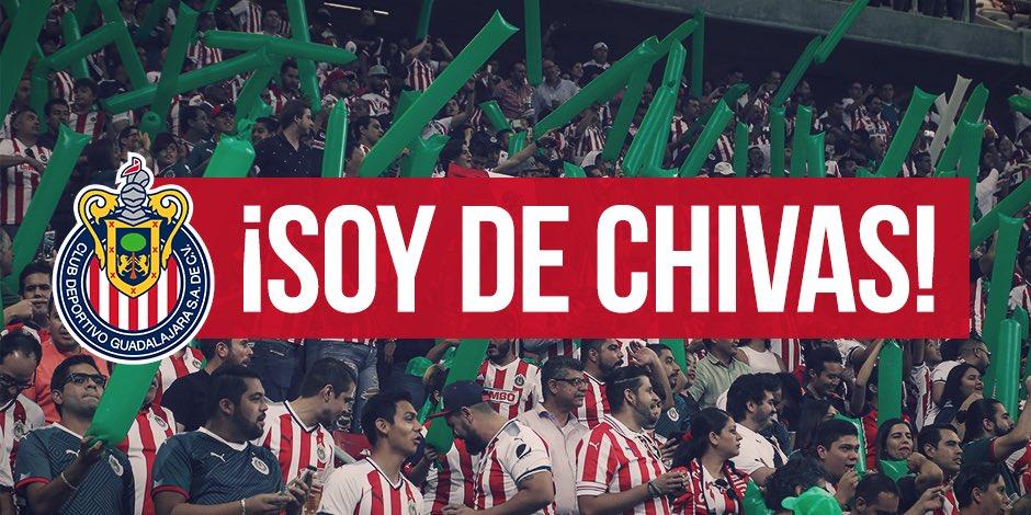 #PorqueSoyMexicano Latest News Trends Updates Images - Chivas