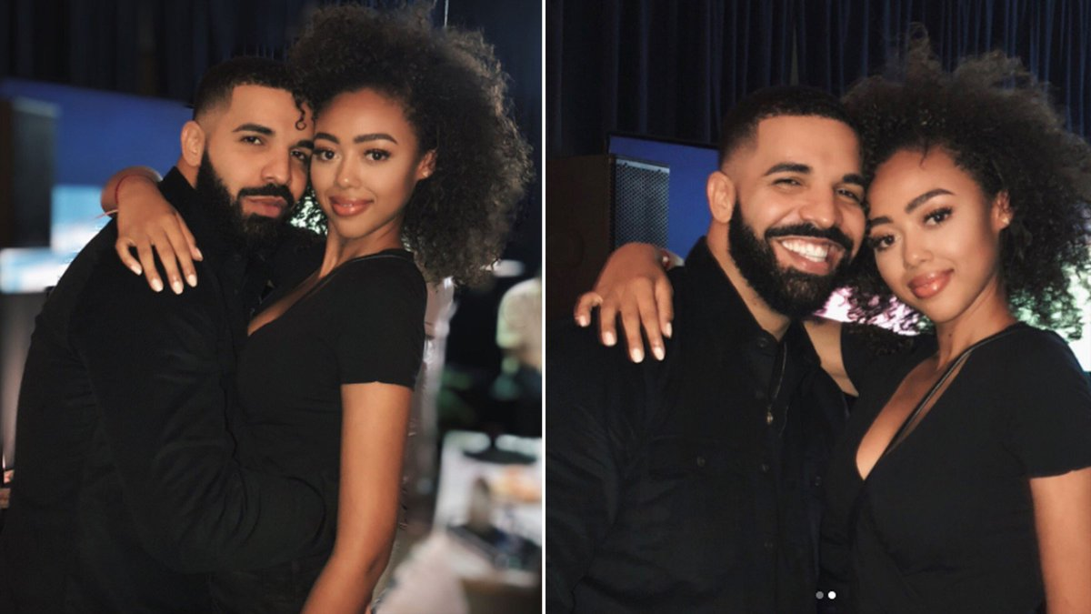 Something who is drake dating right now 2018
