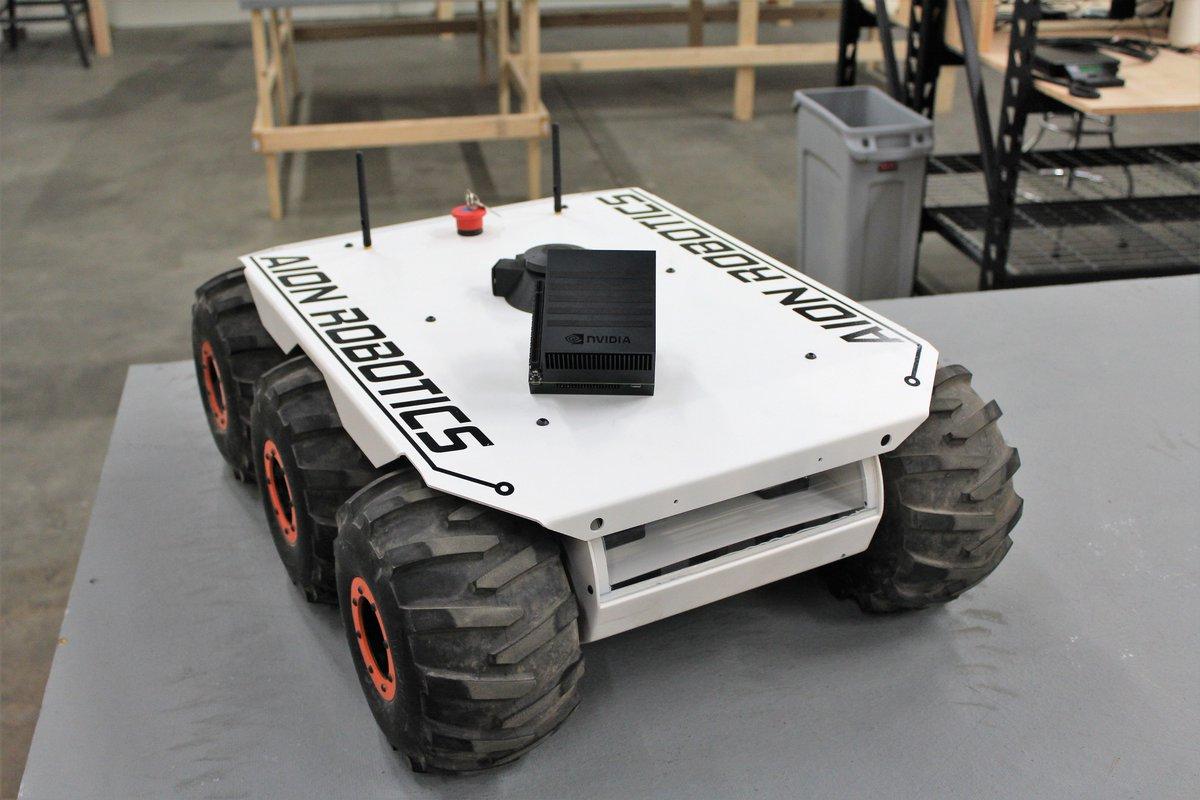 AION ROBOTICS on Twitter: