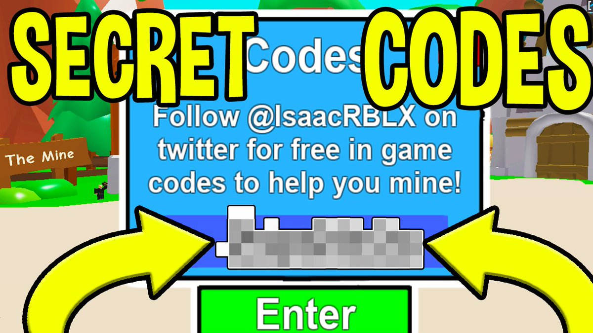 Code Razorfish On Twitter New Mining Simulator Codes