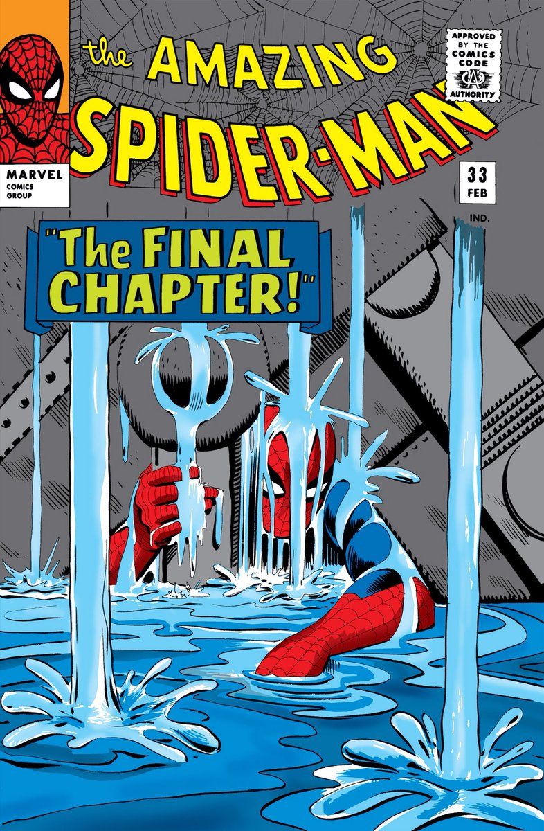 Let's Talk The Spectacular Spider-Man on Twitter: