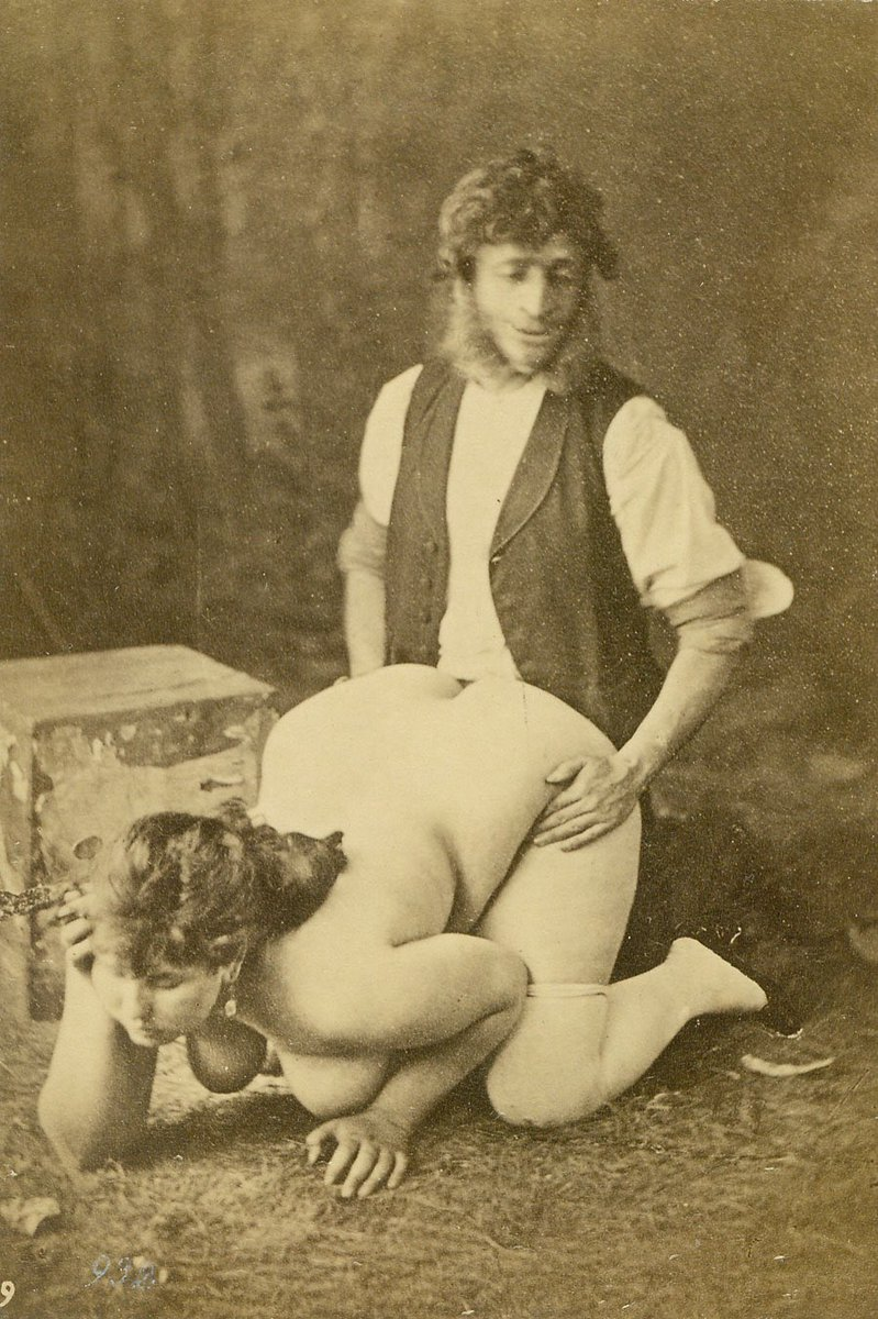 How the daguerreotype started a victorian black market for pornography in london