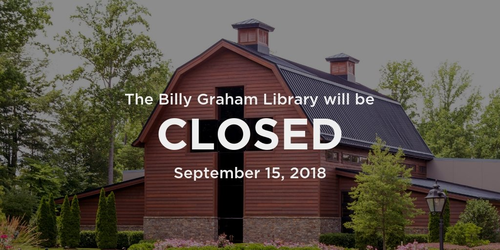 Billy Graham Library's photo on Florence