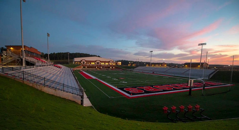 Thompson High School: Alabaster's Thompson High School is ...