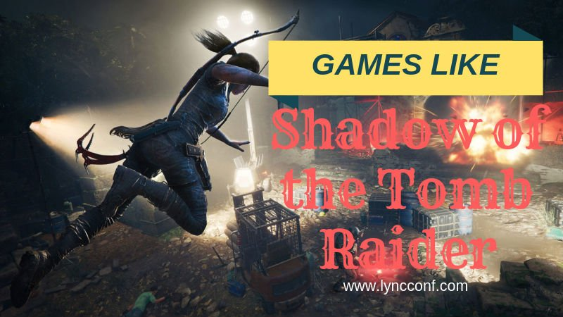 Lyncconf Gaming 🎮's photo on #ShadowOfTheTombRaider