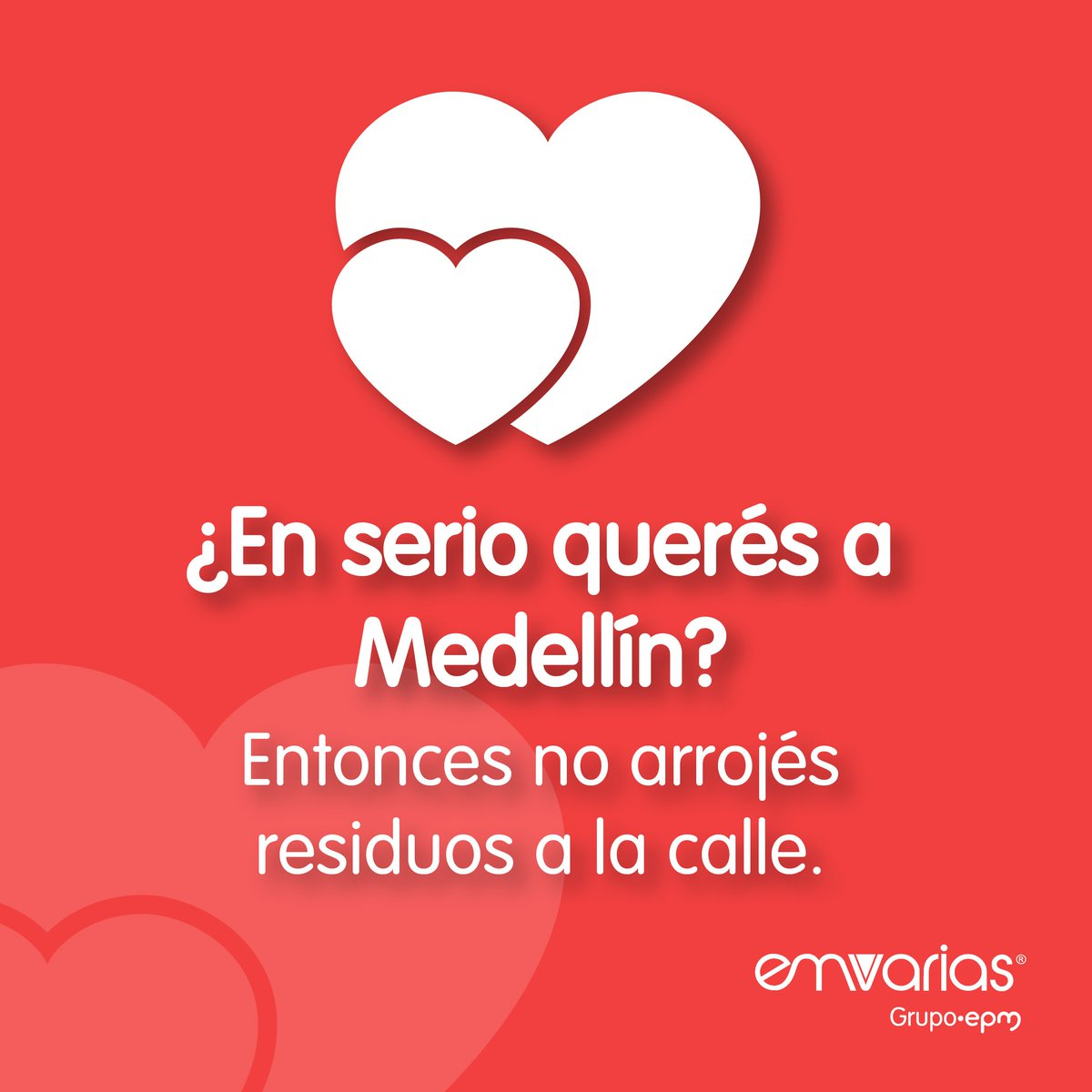 Emvarias Grupo Epm On Twitter Feliz Sábado De Amor Y Amistad