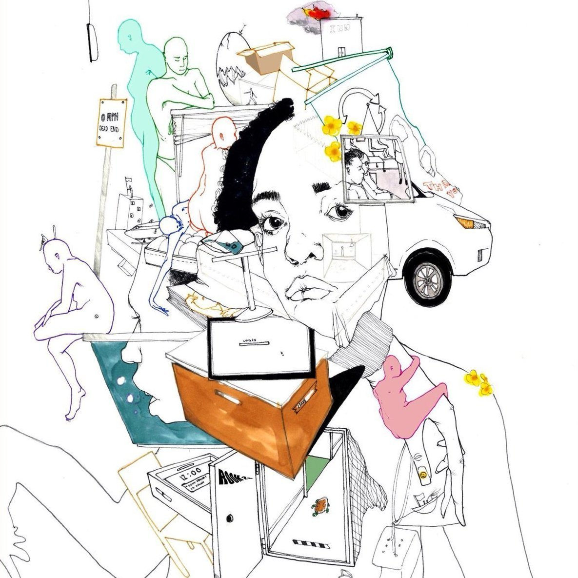 If ya think we're listening to anything other than @noname's #Room25 album this weekend, well then ya better think again 💁🏽♀️