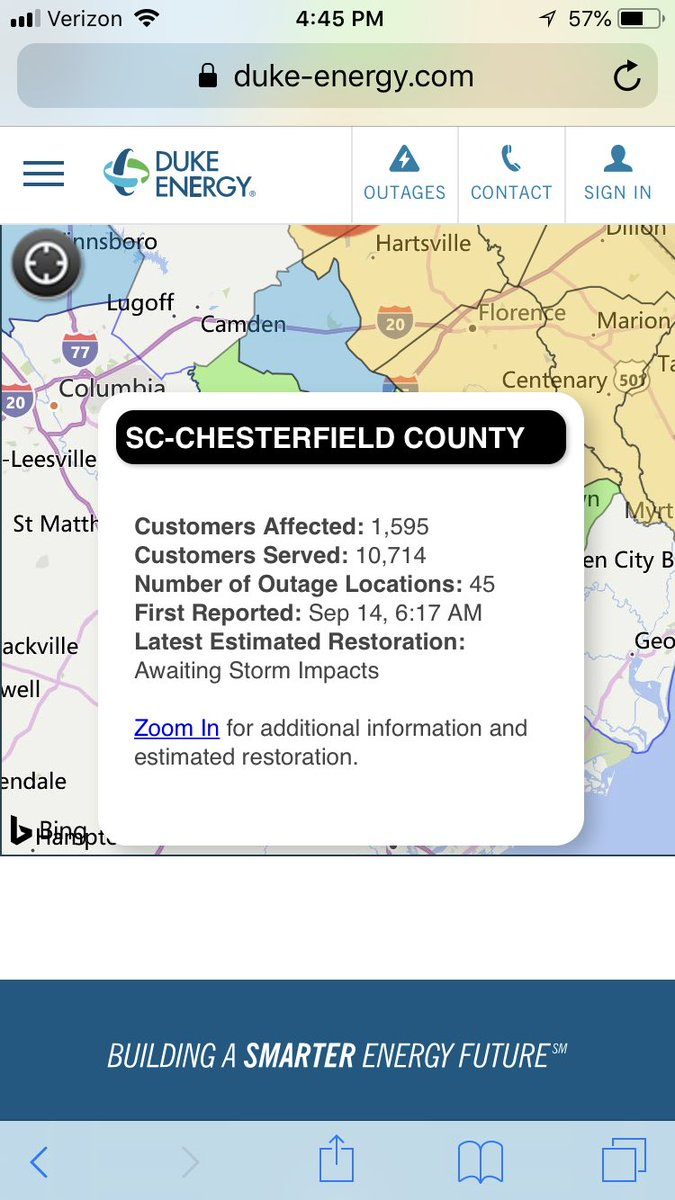 Greensboro Power Outage Map.Duke Energy Outage Map Energy Etfs
