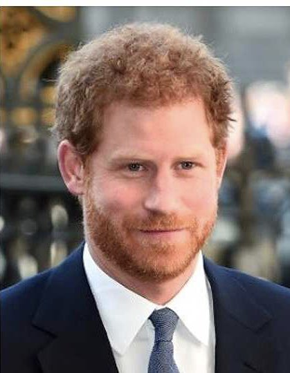 Happy birthday Prince Harry! 35 today! Officially my favourite ginger of all time! .