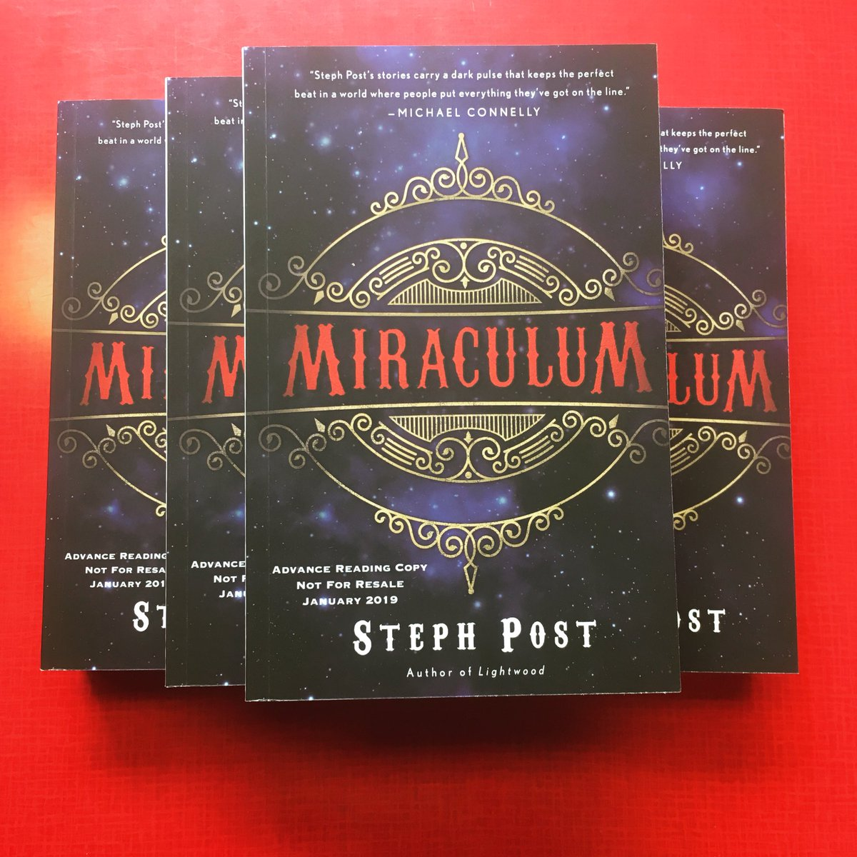 Image result for miraculum steph post