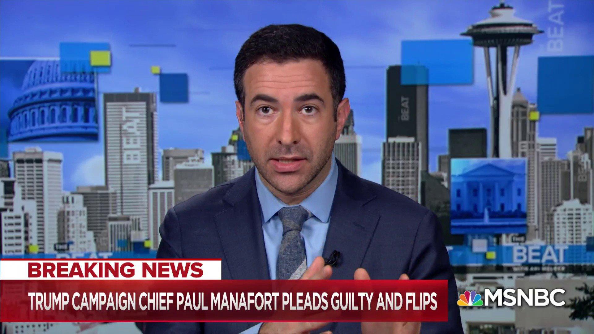 Paul Manafort pleads guilty and flips https://t.co/AZuJR4uSa1 https://t.co/qhDGnaS2do