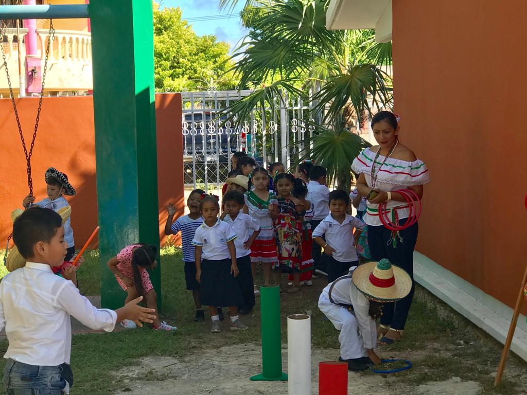 Escuelas En Cancun On Twitter Educacionqr El Jardin De Ninos