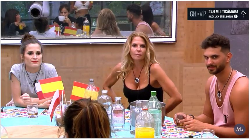 Gran Hermano's photo on #GHVIP14S