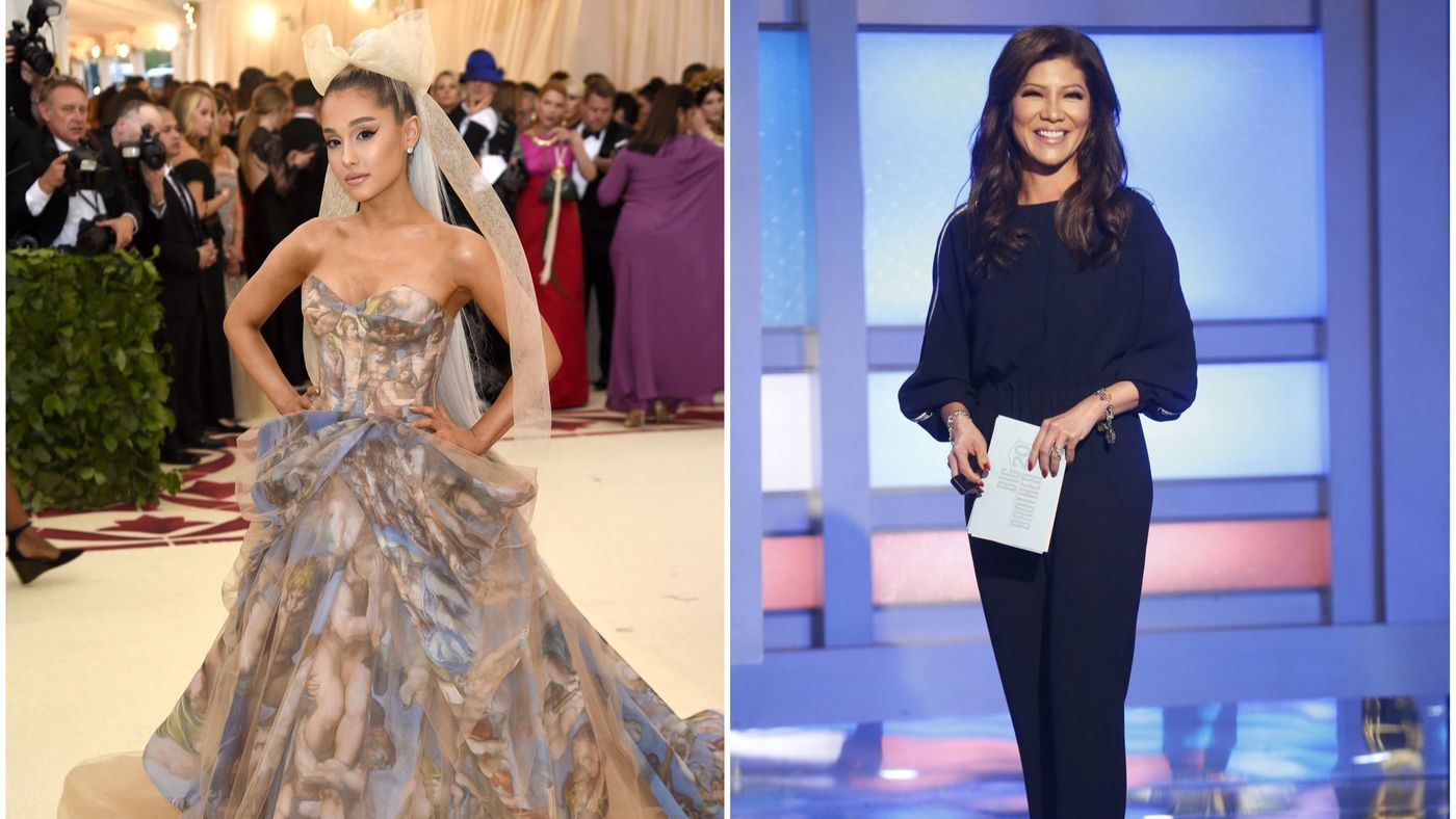 Commentary: Ariana Grande and Julie Chen get trapped by the blame game https://t.co/wZ5PgaJzgo https://t.co/fAfImYUGWu