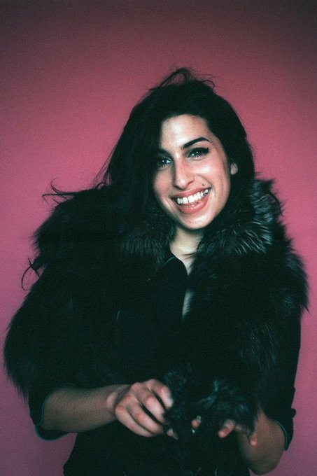 Happy Birthday to Amy Winehouse. She would ve been 35 today.