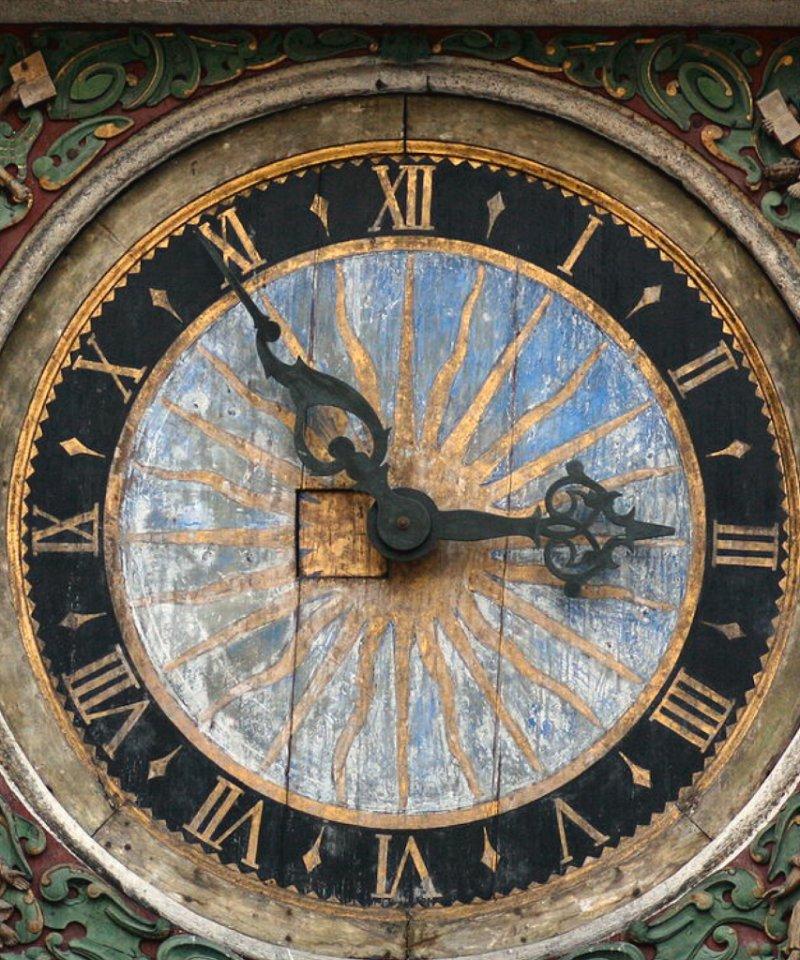 механические часы средневековья картинки них были призраки