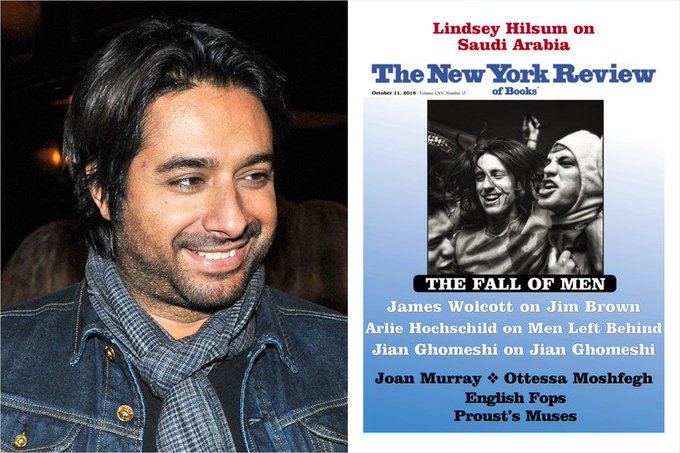 Why did the New York Review of Books publish that Jian Ghomeshi essay? We asked the editor: Photo