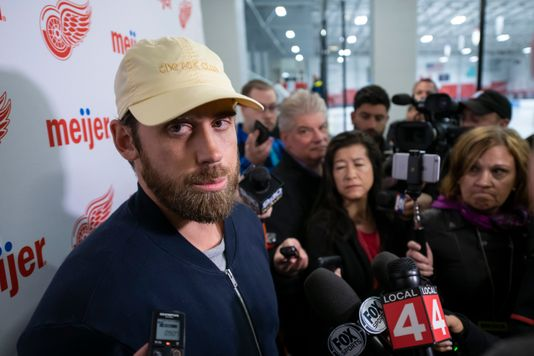 Loss of Zetterberg means major issues loom for Red Wings Story from @tkulfan via @detroitnews Photo