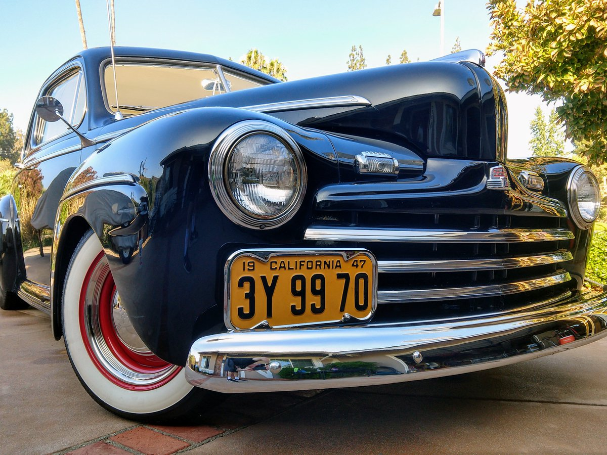 Galpin Ford On Twitter Ross Stewarts Ford Coupe Is Ready For - Galpin ford car show