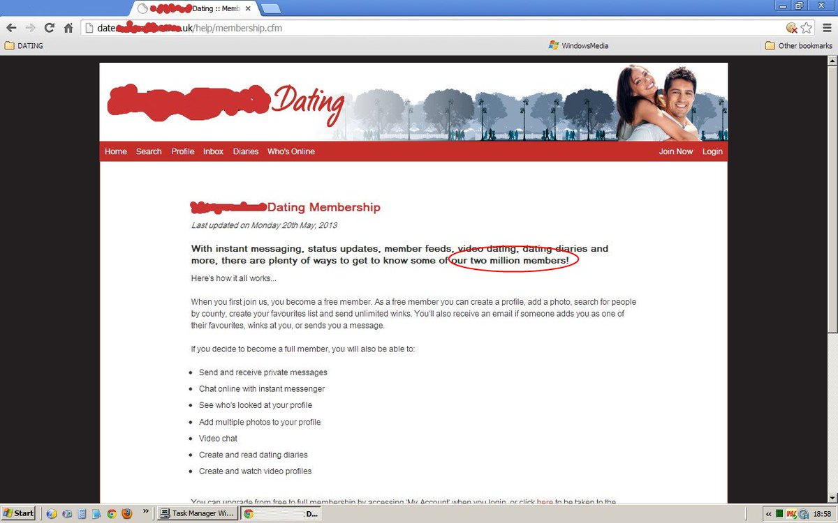 dn dating site