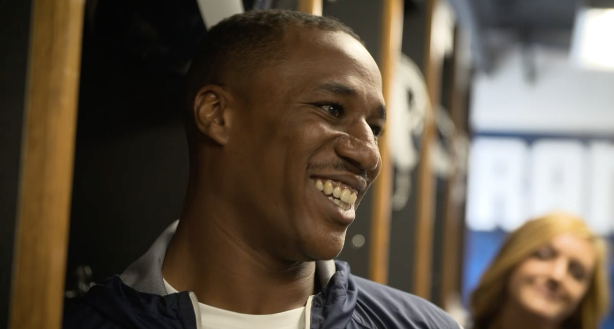 """""""I just love what I do. I have fun doing it."""" - @marcuspeters"""