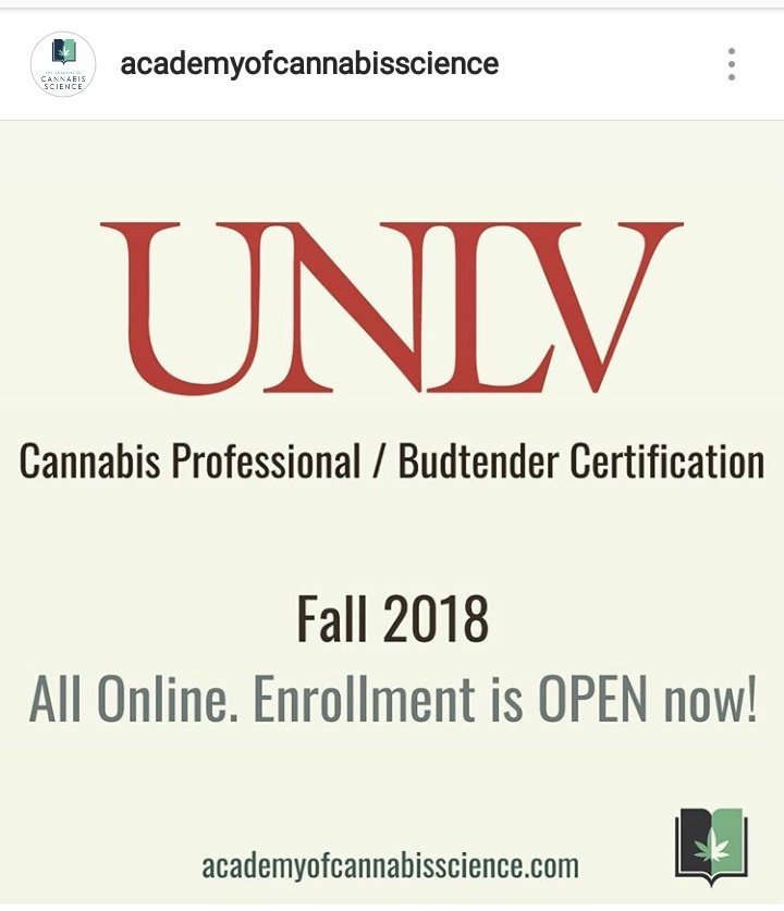 Las Vegas Locally On Twitter Unlv Is Now Offering An Accredited