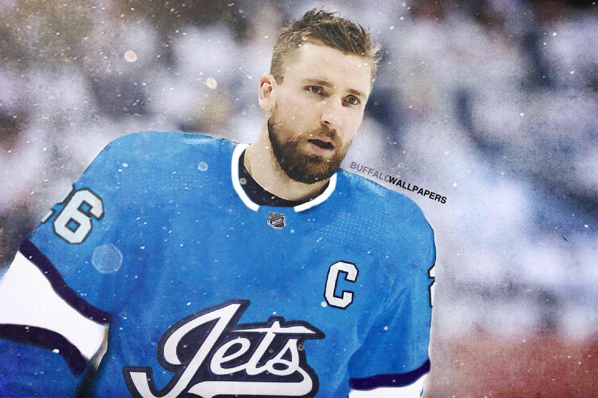 Blake Wheeler Winnipeg Jets Player Swingman Jersey