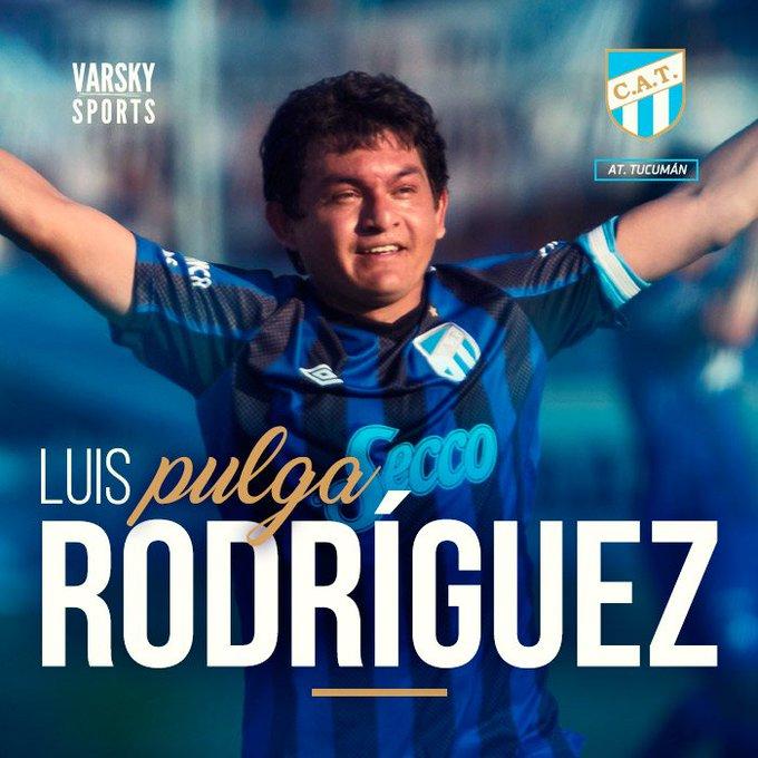 GOL DE ATLÉTICO TUCUMÁN! Lo hizo Pulga Rodríguez. 1-0 sobre Tigre en 8 del PT. #Superliga Foto
