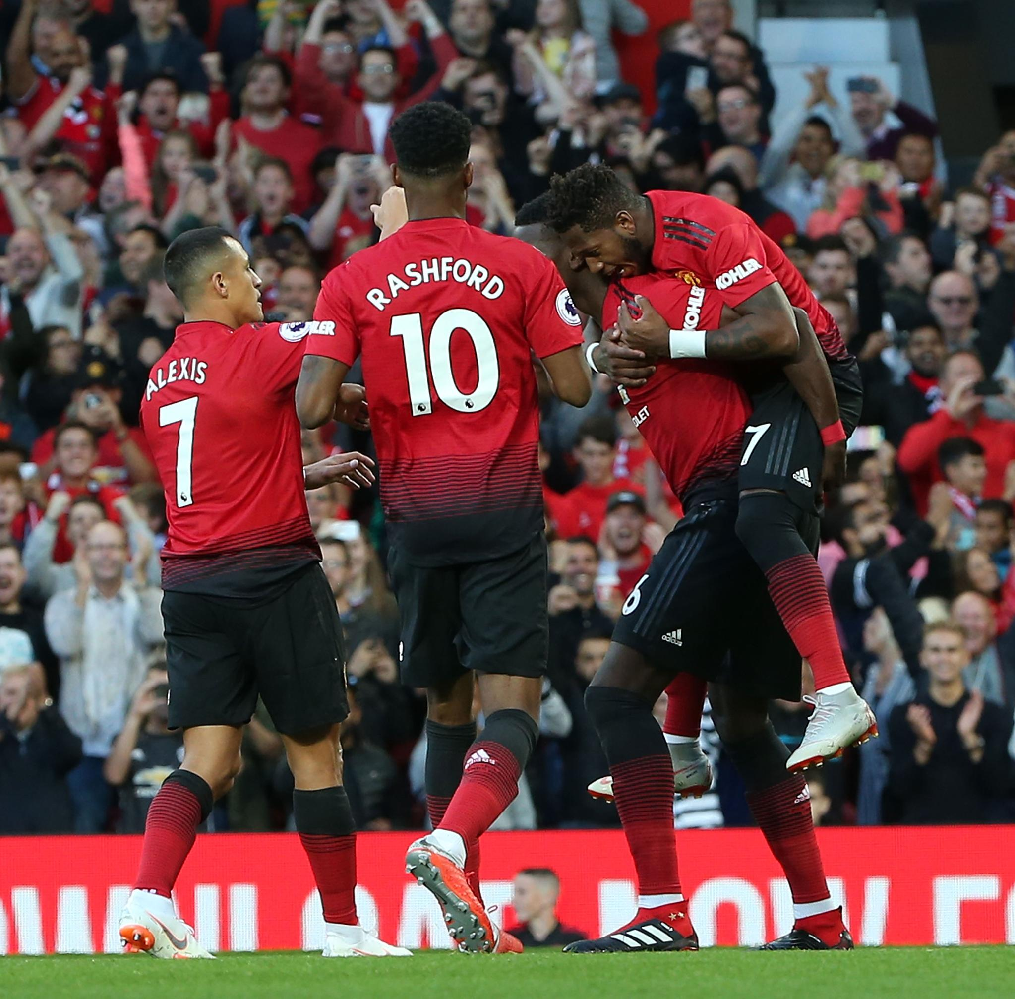 �� @ManUtd  have won 9 of their last 10 #PL matches against @WatfordFC    #WATMUN https://t.co/W2zUeb2Lld