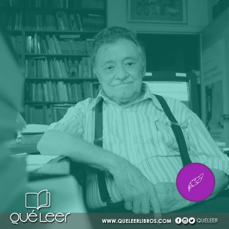 ¿QuéLeer?'s photo on Mario Benedetti
