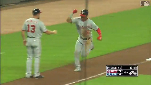 Complete list of teenagers in @MLB history with more HRs than Juan Soto:  Tony Conigliaro (24) Bryce Harper (22) https://t.co/VLqSPInWdk